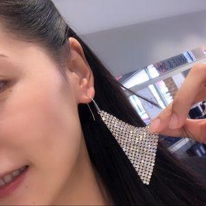 Brand new Authentic swarovski crystal earrings